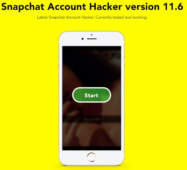 Snapchat Hack Account Password - How to Hack Snapchat Account
