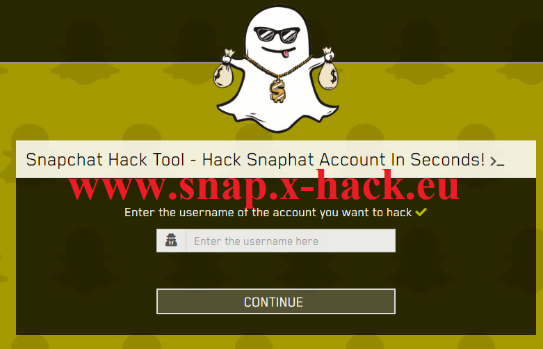 How To Hack Someones Snapchat
