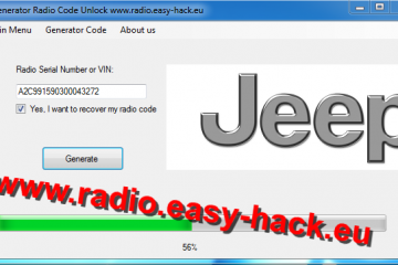 Jeep Radio Codes - How To Find Your Jeep Radio Code