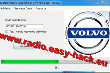 Unlock Radio Code - Car Radio decoder Code Calculator Honda