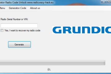 GRUNDIG Radio Code Generator free Unlock Stereo Codes