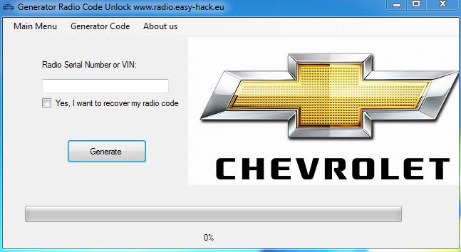 How to Unlock Your Chevrolet or GMC Radio - General Motors radio code